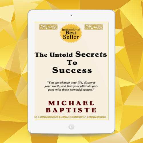 The Untold Secrets To Success