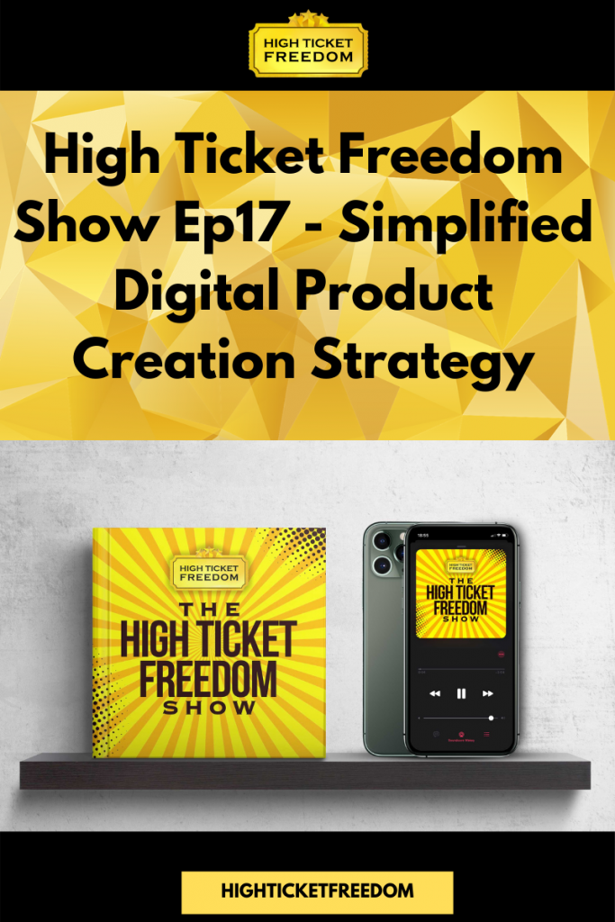 Simplified Digital Product Creation Strategy